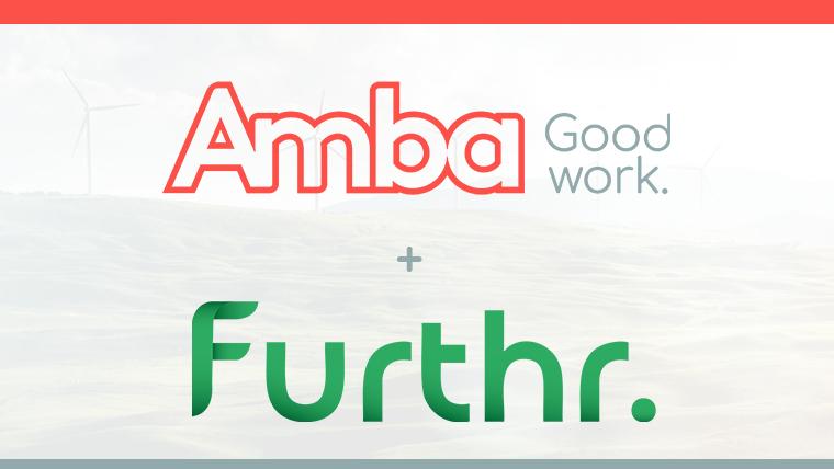 amba and furthr company logos